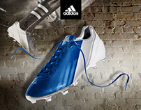 adizero is so light...