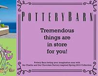 Pottery Barn Campaign