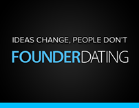 FounderDating Home Page