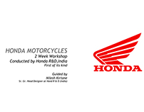 Honda Workshop Project