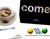 GMAD Identity & 1-Page Advertisement Design