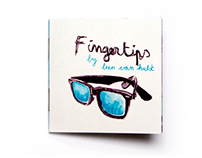 Fingertips - 2-colour print booklet