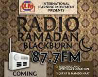Radio Ramadan Blackburn Flyer