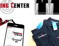Training Center Identity Design