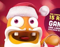 Campanha de Natal Yogonelle