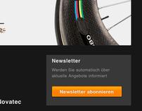 Bikepalast Kohl - Website