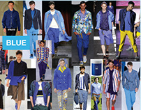 Seasonal Trend Forcast Package Spring/Summer '13