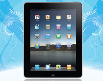 iPad Accessories Ad