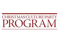 YWAM Tokyo Christmas Party Program