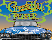 Sublime With Rome, Cypress Hill Tour Admat Poster