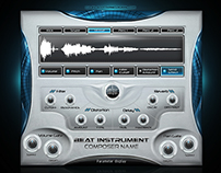 Umlaut Beat Kontakt User Interface Design
