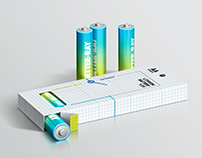 Battery Package Redesign