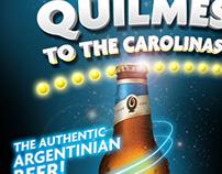 Quilmes flyer