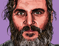Time Out London - Joaquin Phoenix