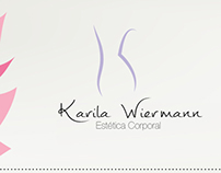 Logotipo - Karila Wiermann