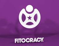 Fitocracy Logo | 3D Model & Animation