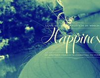 Love & Typography
