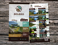 LOGO + ESTACIONÁRIO - BIO & BIRD TOURS