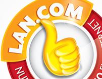 LAN icono