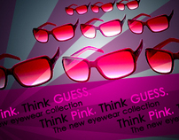 Think Pink. Think GUESS.