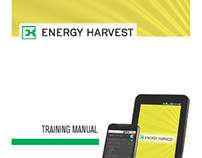 Energy Harvest Training Manual
