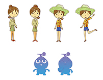 ABCD ECO - Animation Ad