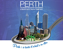 Perth Tourism Industry Exchange Flyer