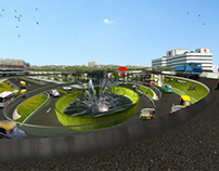 Kala Nagar Traffic Junction Competition (India)