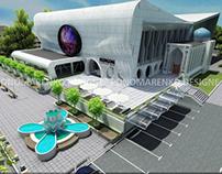 Развлекательный центра KOKON в г. Чимк