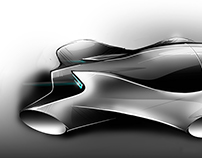Bugatti 57 SC atlantic redesign