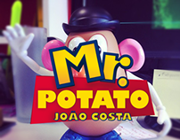 Mr.Potato Trophy