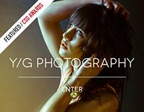Yoan Galabov Photography - Portfolio Design