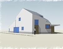house D. schetsontwerp 02