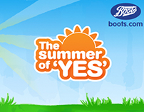 Boots banners