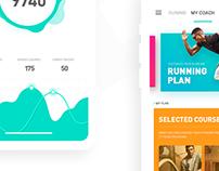 Screen design UI/UX