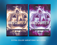 Halloween Flyer Template Download