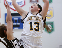 Girls Basketball - Paint Valley vs Eastern Pike