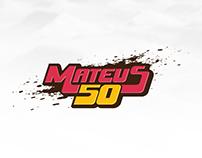 Mateus 50 - Carrer Branding