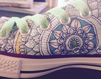 ::Through The Ocean-Shoe Design::