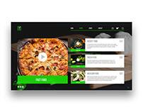 Food Web UI Inspiration