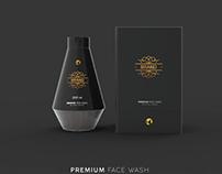 FACE WASH : PACKAGE DESIGN