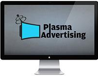 Plasma Advertising : Logo & Branding