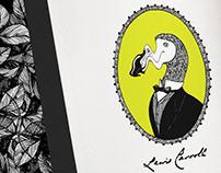 Alice in Wonderland ● book design & illustrations