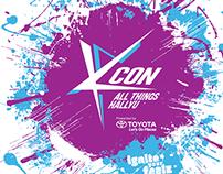 KCON 2015 Official T-Shirt