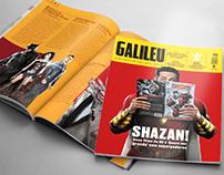 Edição especial cinema: Revista Galileu