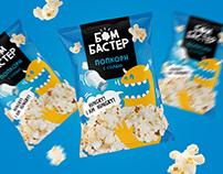 Bombaster Popcorn