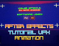 AFTER EFFECTS training animation