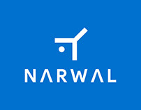 Brand identity Design | Narwal