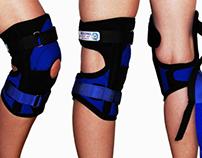 KNEE BRACE - orthopaedic aid