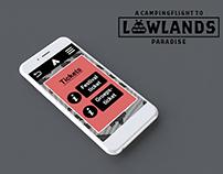 Lowlands app
